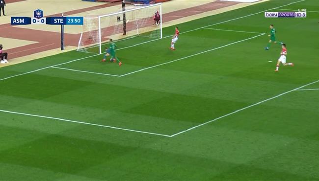 هدف فوز سانت ايتيان على موناكو (1-0) كاس فرنسا
