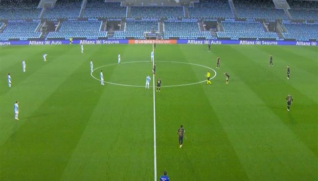 ملخص مباراة برشلونة وسيلتا فيجو (3-0) الدوري الاسباني