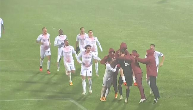 اهداف وركلات ترجيح مباراة ميلان وريو افي في الدوري الاوروبي
