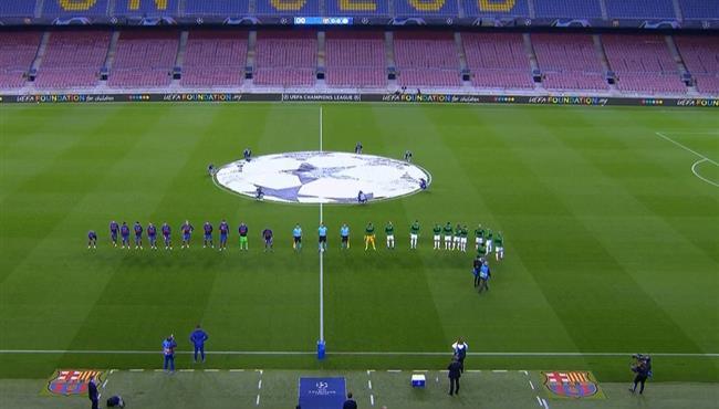 ملخص مباراة برشلونة وفيرينكفاروس (5-1) دوري ابطال اوروبا