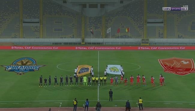 ملخص مباراة بيراميدز وحوريا كوناكري (2-0) كأس الكونفدرالية
