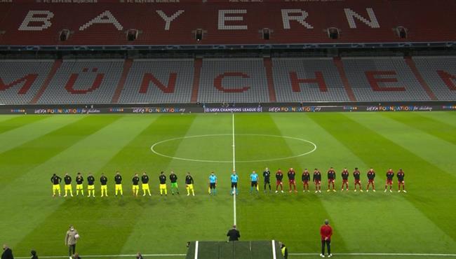 ملخص مباراة بايرن ميونخ واتلتيكو مدريد (4-0) دوري ابطال اوروبا
