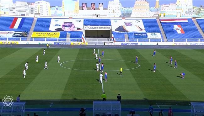 ملخص مباراة الهلال وابها (1-1) الدوري السعودي