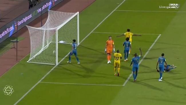 هدف فوز التعاون علي النصر (1-0) الدوري السعودي