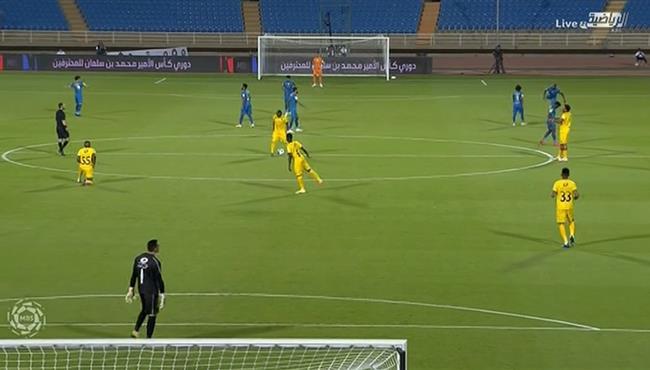 ملخص مباراة التعاون والنصر (1-0) الدوري السعودي