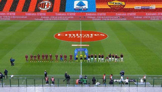 ملخص مباراة ميلان وروما (3-3) الدوري الايطالي