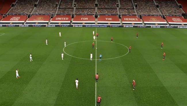 ملخص مباراة مانشستر يونايتد ولايبزيج (5-0) دوري ابطال اوروبا