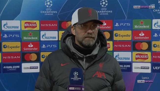 تصريحات يورجن كلوب بعد مباراة ليفربول واتالانتا