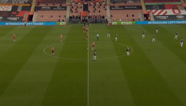 ملخص مباراة مانشستر يونايتد وساوثهامبتون (3-2) الدوري الانجليزي