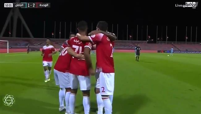 اهداف مباراة الوحدة والباطن (3-2) الدوري السعودي