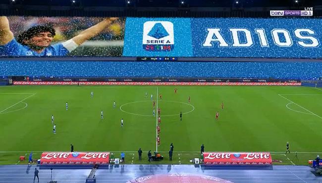 ملخص مباراة نابولي وروما (4-0) الدوري الايطالي