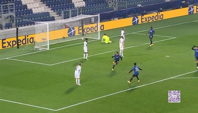 اهداف مباراة اتالانتا وميتلاند (1-1) دوري ابطال اوروبا