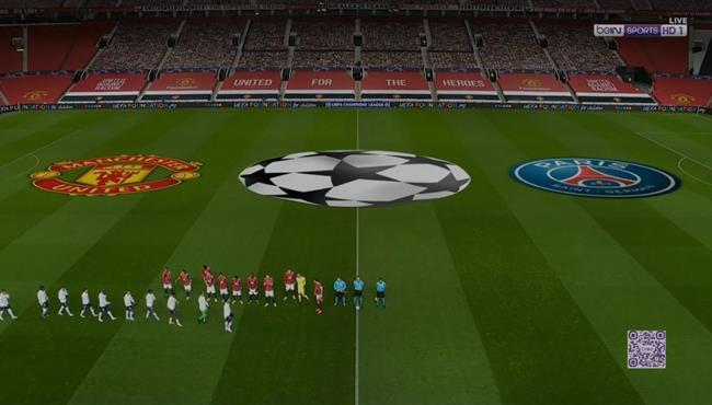 ملخص مباراة باريس سان جيرمان ومانشستر يونايتد (3-1) دوري ابطال اوروبا
