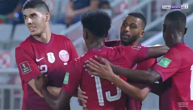 اهداف مباراة قطر وبنجلاديش (5-0) تصفيات كاس العالم
