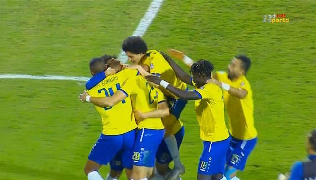 هدف فوز الاسماعيلي علي الرجاء (1-0) البطولة العربية