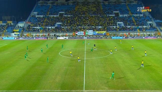 ملخص مباراة الاسماعيلي والرجاء (1-0) البطوله العربيه