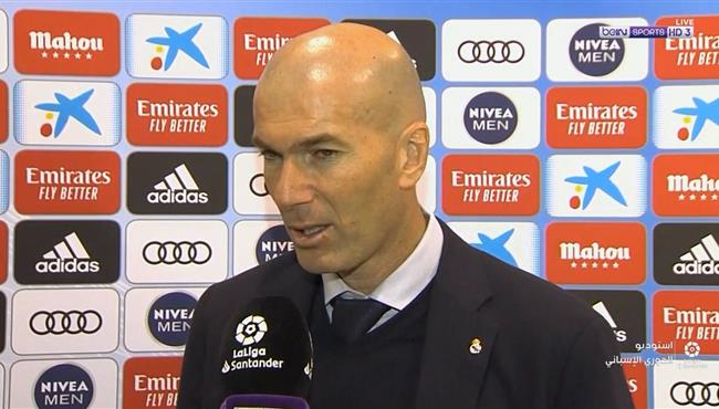 تصريحات زيدان بعد مباراة ريال مدريد وسيلتا فيجو