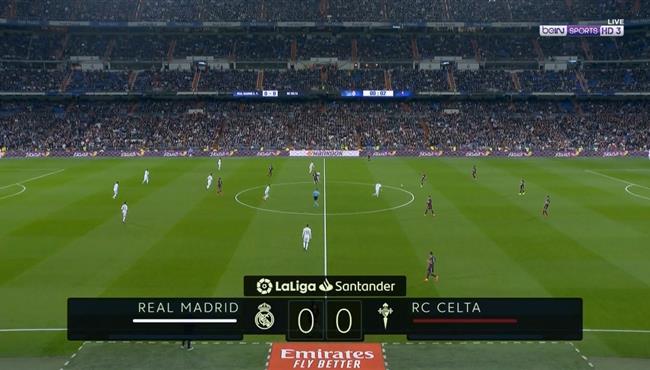 ملخص مباراة ريال مدريد وسيلتا فيجو (2-2) تعليق حفيظ دراجي