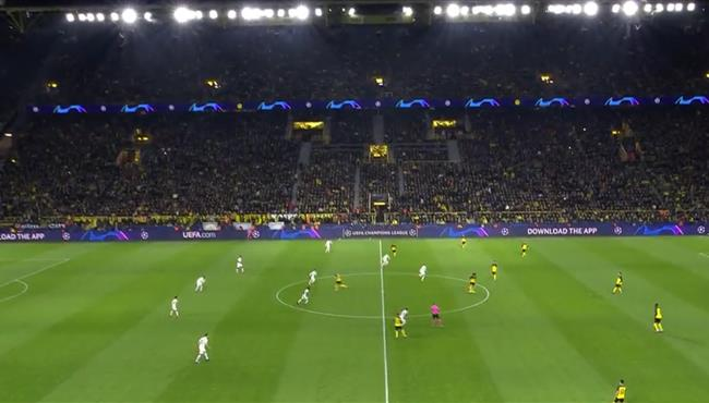 ملخص مباراة دورتموند وباريس سان جيرمان (2-1) دوري ابطال اوروبا