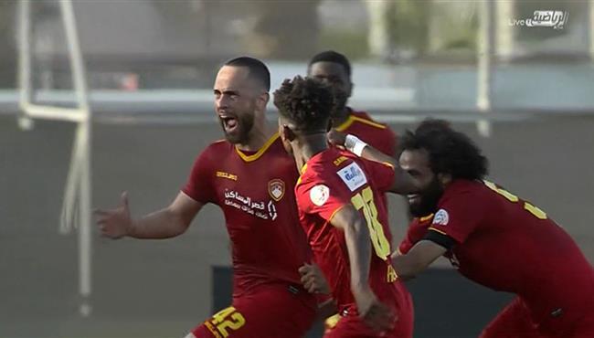 هدف تعادل ضمك الرائع مع الشباب (1-1) الدوري السعودي