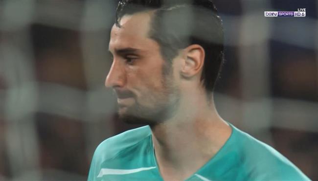 هدف بوردو الثاني في مرمي باريس سان جيرمان بعد خطا كوميدي من سيرجو ريكو