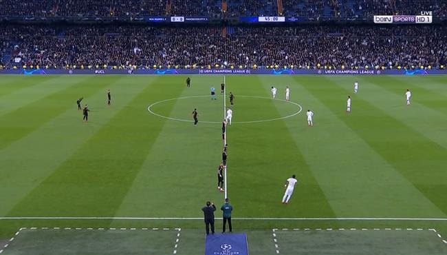 ملخص مباراة ريال مدريد ومانشستر سيتي (1-2) دوري ابطال اوروبا