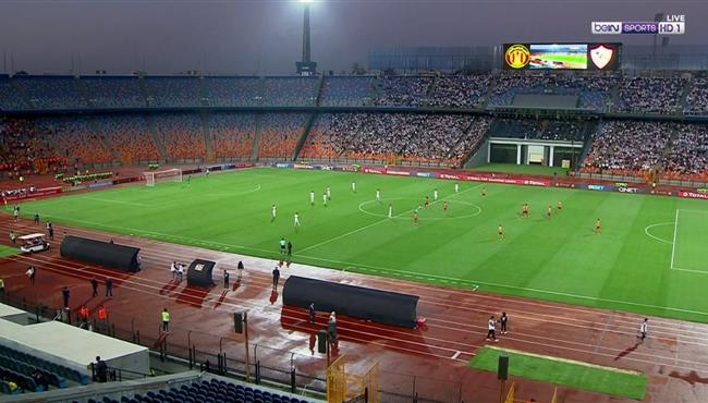 ملخص مباراة الزمالك والترجي (3-1) دوري ابطال افريقيا