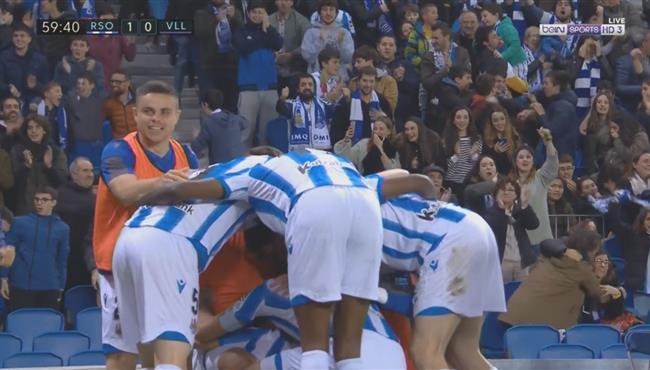 هدف فوز ريال سوسيداد على بلد الوليد (1-0) الدوري الاسباني