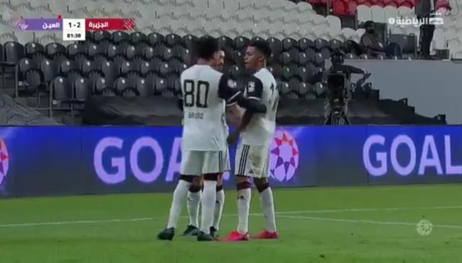 اهداف مباراة الجزيرة والعين (3-1) الدوري الاماراتي