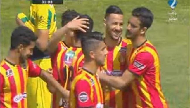 اهداف مباراة الترجي ومستقبل المرسي (2-0) كأس تونس