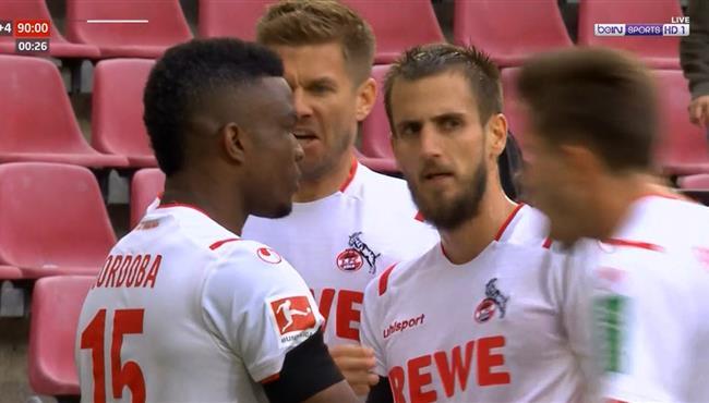 هدف تعادل كولن القاتل مع دوسلدورف في الدوري الالماني