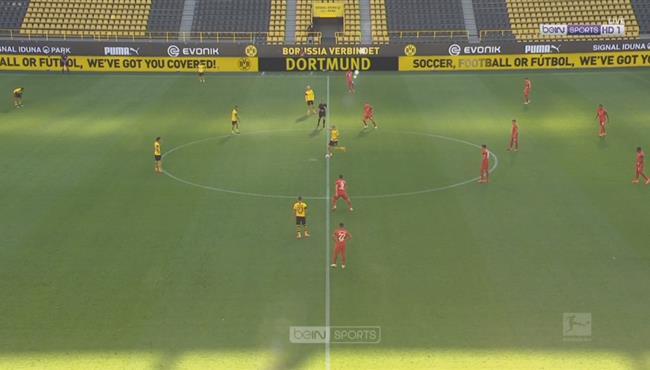 ملخص مباراة بايرن ميونخ وبوروسيا دورتموند (1-0) الدوري الالماني
