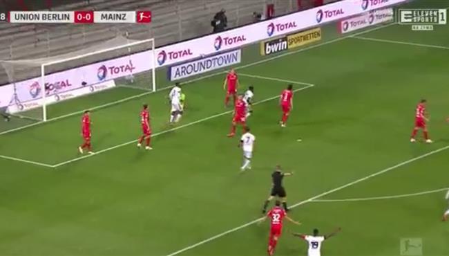 اهداف مباراة يونيون برلين وماينز (1-1) الدوري الالماني