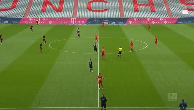 ملخص مباراة بايرن ميونخ وفورتونا دوسلدورف (5-0) الدوري الالماني