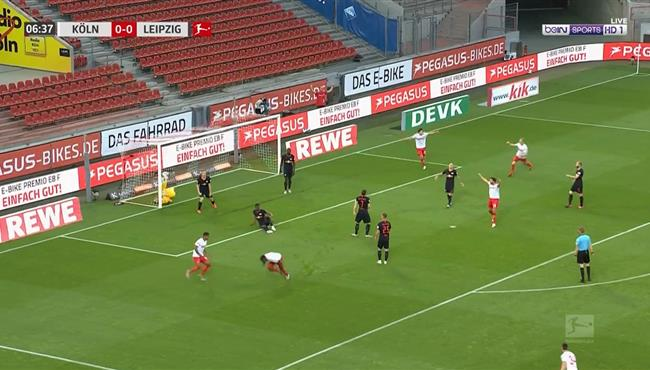 اهداف مباراة لايبزيج وكولن (4-2) تعليق عصام الشوالي