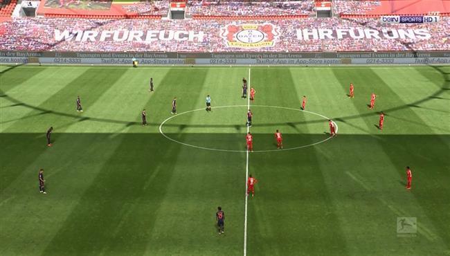 ملخص مباراة بايرن ميونخ وباير ليفركوزن (4-2) تعليق عصام الشوالي