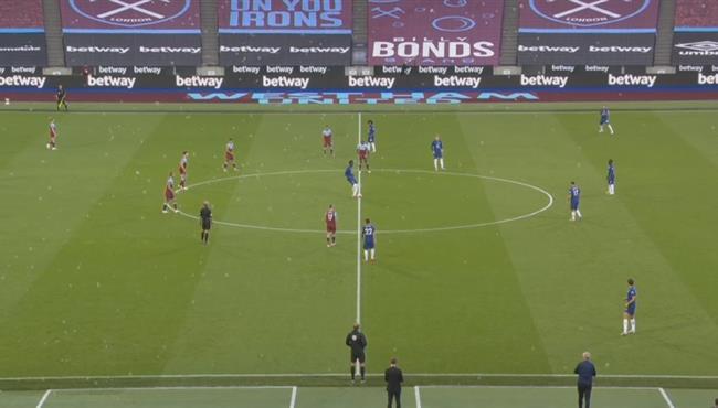 ملخص مباراة تشيلسي ووست هام (2-3) الدوري الانجليزي