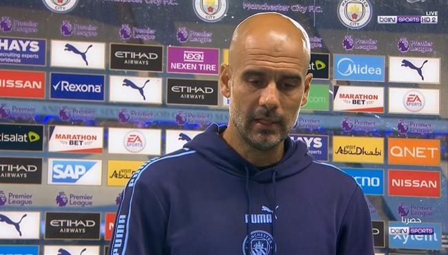 تصريحات جوارديولا بعد مباراة ليفربول ومانشستر سيتي