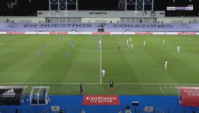 ملخص مباراة ريال مدريد وخيتافي (1-0) الدوري الاسباني