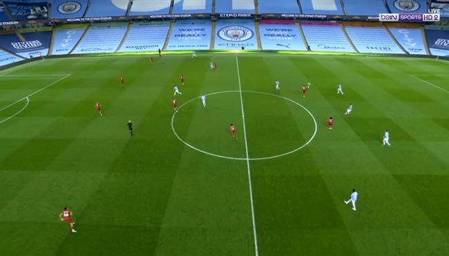 ملخص مباراة مانشستر سيتي وليفربول (4-0) تعليق حفيظ دراجي