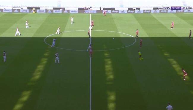 ملخص مباراة يوفنتوس وتورينو (4-1) الدوري الايطالي