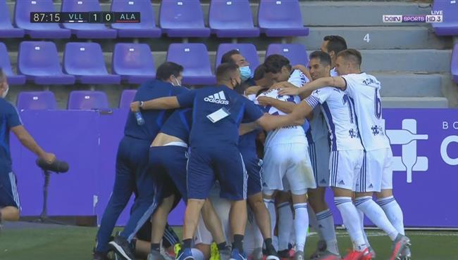 هدف فوز بلد الوليد علي ديبورتيفو الافيس (1-0) الدوري الاسباني