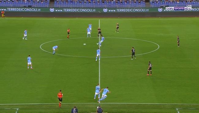 ملخص مباراة ميلان ولاتسيو (3-0) الدوري الايطالي