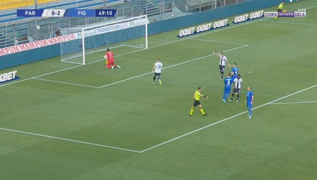 اهداف مباراة فيورنتينا وبارما (2-1) الدوري الايطالي