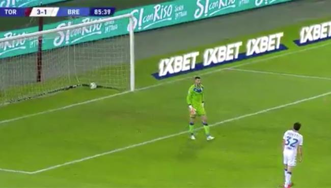 اهداف مباراة تورينو وبريشيا (3-1) الدوري الايطالي