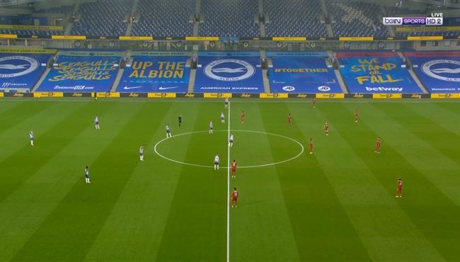 ملخص مباراة ليفربول وبرايتون (3-1) الدوري الانجليزي