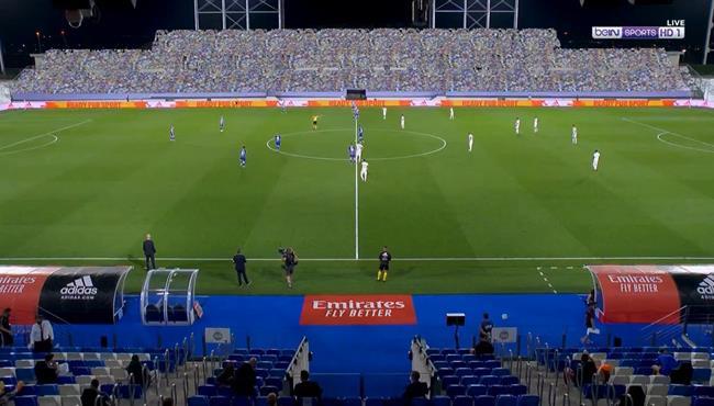 ملخص مباراة ريال مدريد وديبورتيفو الافيس (2-0) الدوري الاسباني
