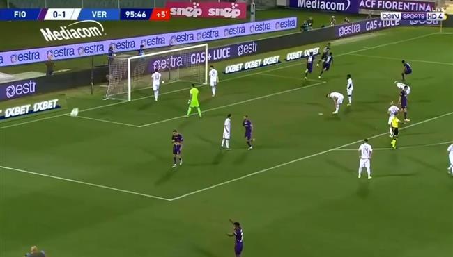 اهداف مباراة فيورنتينا وهيلاس فيرنا (1-1) الدوري الايطالي