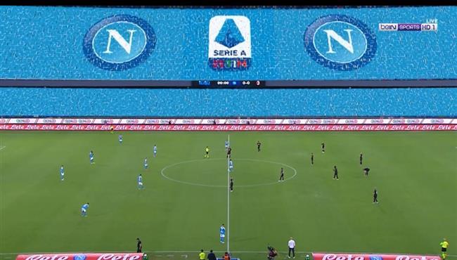 ملخص مباراة ميلان ونابولي (2-2) الدوري الايطالي