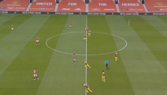ملخص مباراة مانشستر يونايتد وساوثهامبتون (2-2) الدوري الانجليزي